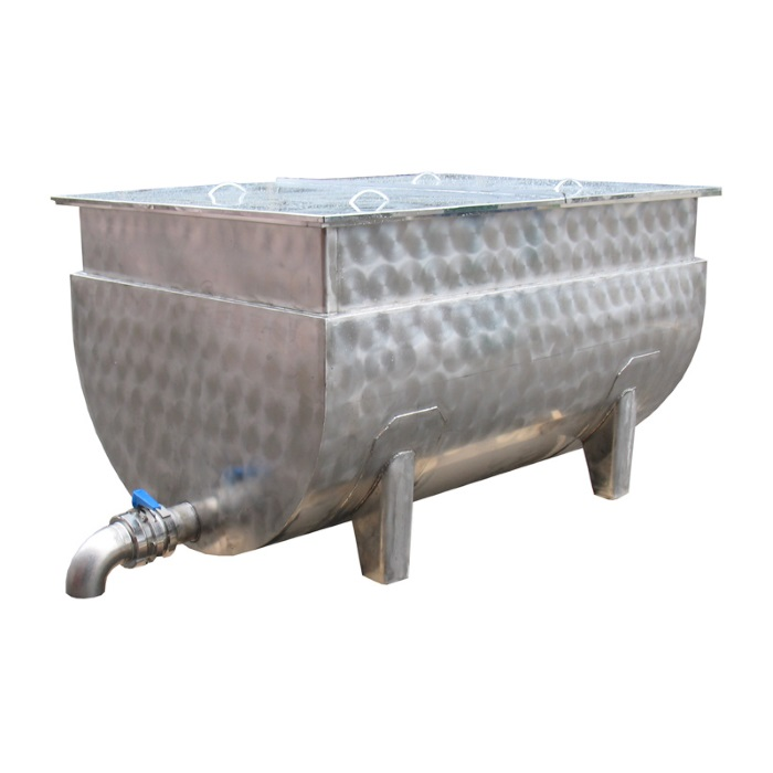 Творожная ванна 1250 литров