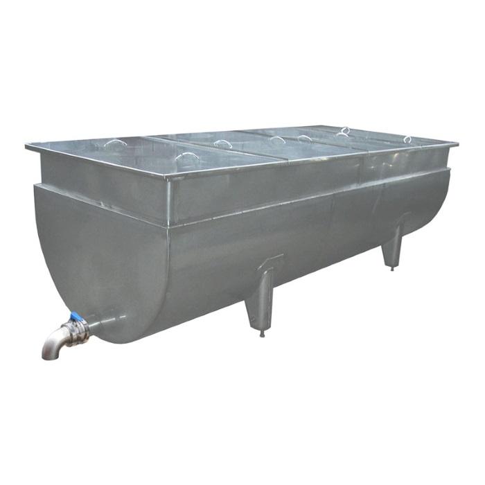 Творожная ванна 2500 литров